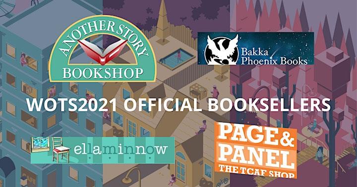 Celebrating the 2021 Toronto Book Awards image
