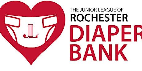 JLR Diaper Bank Distribution Drive Thru tickets