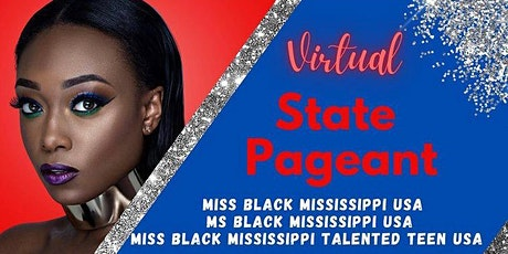Miss Black Mississippi Virtual Pageant tickets