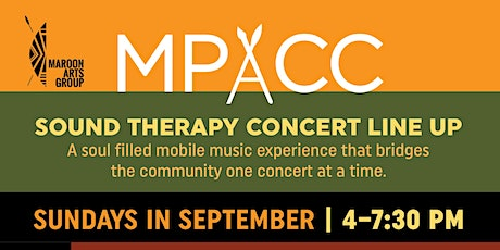 Sound Therapy Concert Series at the MPACC BoxPark tickets
