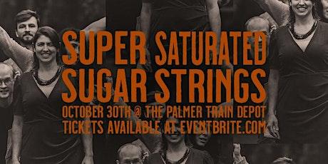 SSSS Halloween Show @ the Palmer Train Depot tickets