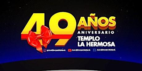 Ministerio La Hermosa - Panama - Reuniones Semanales entradas