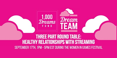 BroadcastHER Dream Team Presents: Healthy Relationships with Streaming tickets