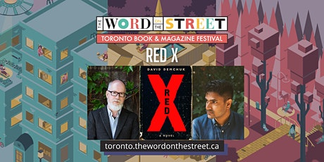 Red X: A Conversation with David Demchuk tickets