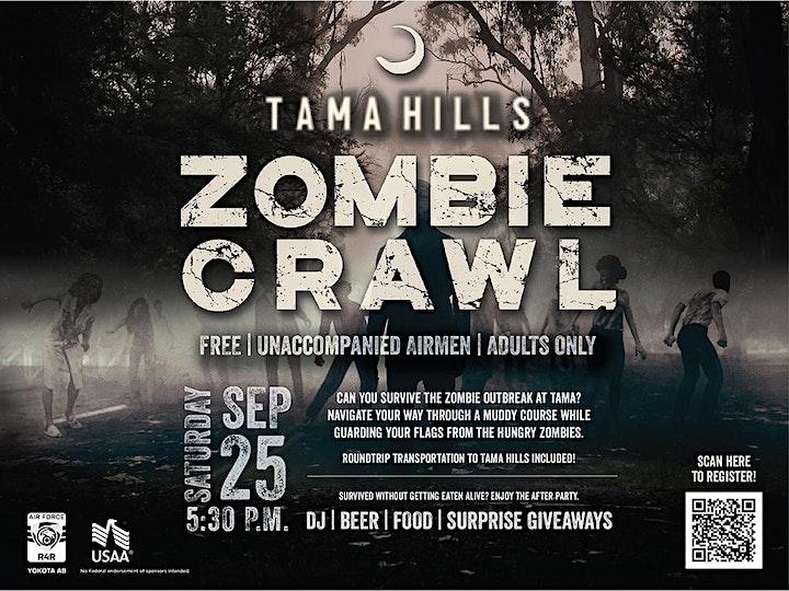 Tama Zombie Crawl image