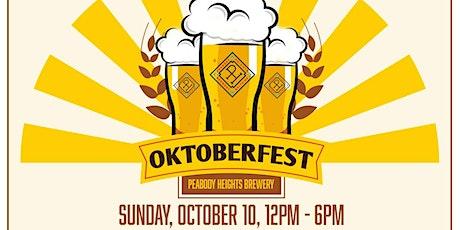 UNITY Oktoberfest w/ Charles Feelgood & DJ Biskit tickets