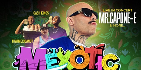 BOOMIN' TOUR , MR. CAPONE-E & CASH KINGS tickets