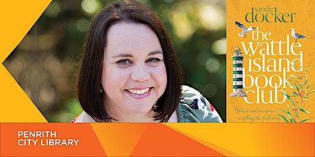 Author Talk with Sandie Docker tickets