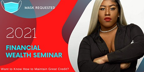 How to Build Financial Wealth Seminar tickets