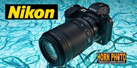 Nikon Demo Day tickets