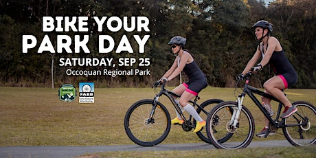 Bike Your Park Ride tickets