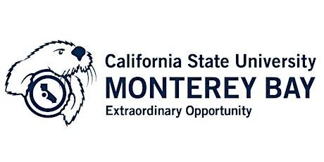 CSU Monterey Bay Saturday Campus Tour - 11:00AM  tickets