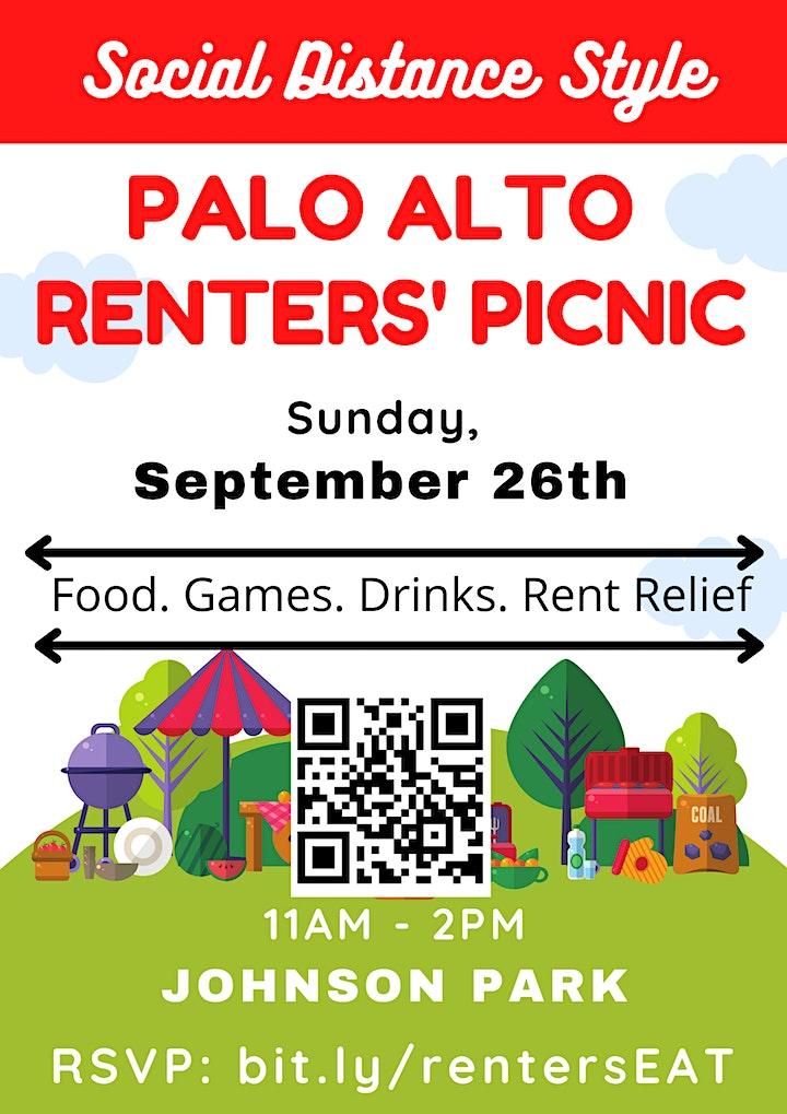 Palo Alto Renter Picnic image