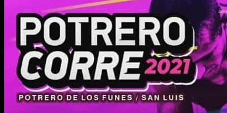 POTRERO CORRE 2021 entradas