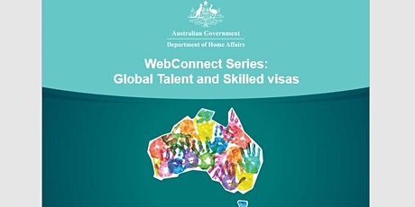 WebConnect Series: Global Talent and Skilled visas tickets