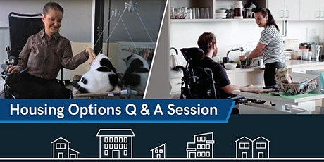 Housing Hub - Disability Housing Options Webinar -Session 1 tickets