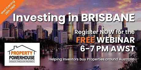 Investing in Brisbane tickets