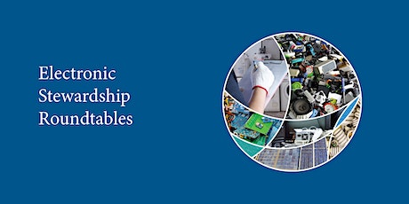 Electrical & electronic roundtable on e-stewardship - GISA SA/Commonwealth tickets