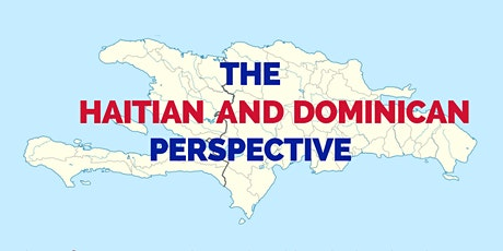 The Haitian and Dominican Perspective tickets