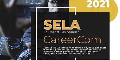 2021 SELA CareerCom tickets