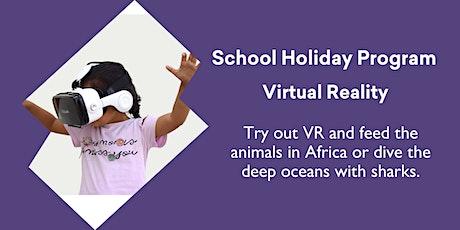 School Holiday program- VR sessions tickets