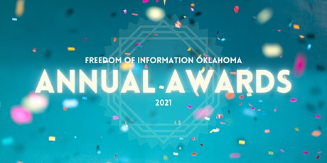 2021 Annual Awards Event tickets