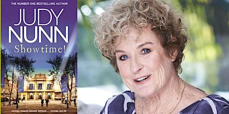 Judy Nunn presents Showtime tickets