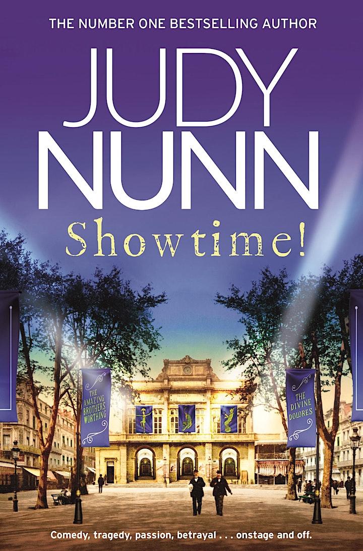 Judy Nunn presents Showtime image