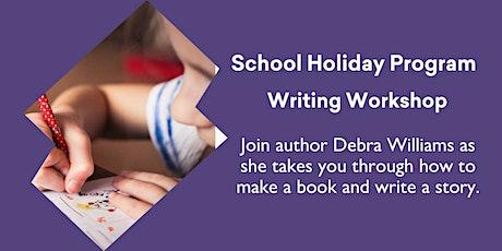 School Holiday program- Writing workshop tickets
