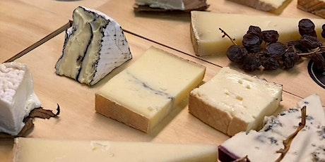 Cheese after Dark - Around the world tickets