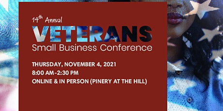 14th Annual Veterans Small Business Conference tickets