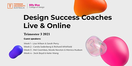 Design Success Coaches Live & Online tickets