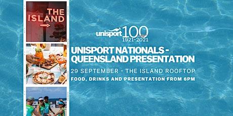 UniSport Nationals - QLD Presentation tickets