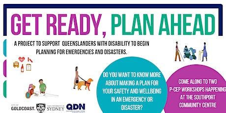 Person - Centred Emergency Preparedness workshop  # 1  - Southport tickets