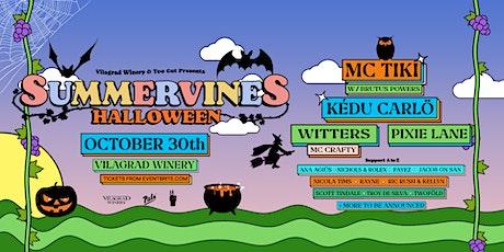 Summervines Halloween 2021 tickets