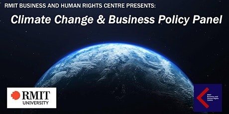 Climate Change & Business Policy Panel Event: How should Australia respond? tickets