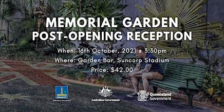 42 for 42 Memorial Garden Post Launch Reception tickets