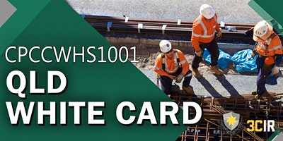 QLD White Card (CPCCWHS1001) – Bulimba