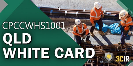 QLD White Card (CPCCWHS1001) - Bulimba tickets