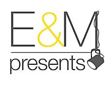 E & M Presents (Evy and Morrie Warshawski) logo