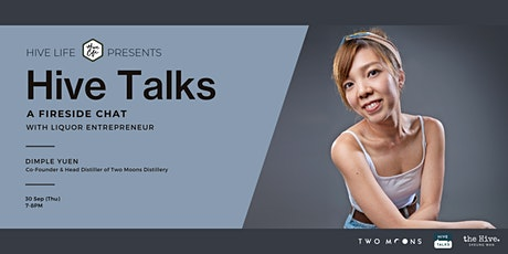 Hive Talks with Dimple Yuen tickets