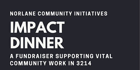 NCI Impact Dinner tickets