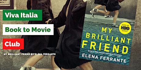 Viva Italia Book and Movie Club tickets