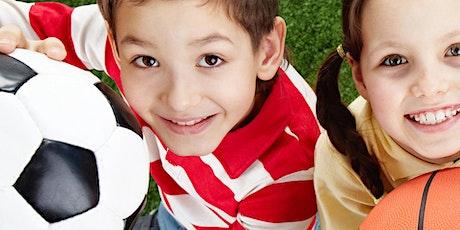Term 4 Junior Soccer Program 4-6 year olds tickets