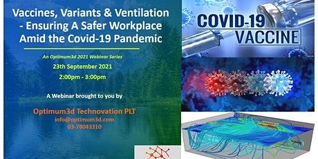 Vaccines, Variants & Effective Ventilation Amid the Covid-19 Pandemic tickets