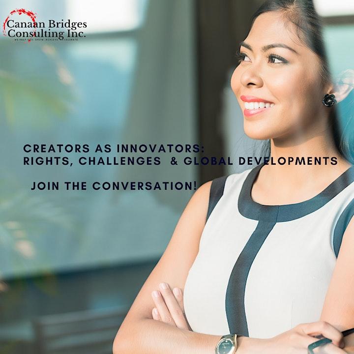 Creative Industries Insights: Free Webinar image