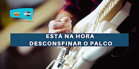 PMI Portugal Toastmasters | Bora desconfinar o palco? bilhetes