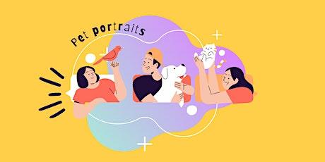 Creative Space - Pet Portraits tickets