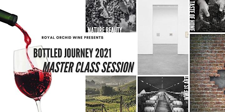 Bottled Journey 2021 Masterclass - US Cabernet: More than Napa image