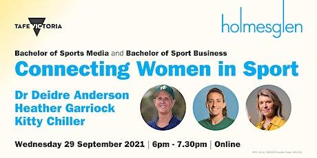 Connecting Women in Sport with Holmesglen Institute tickets
